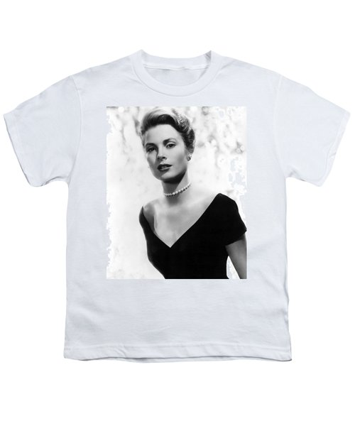 Grace Kelly Youth T-Shirt by American School