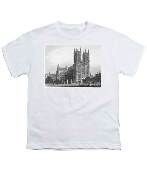 London: Westminster Abbey Youth T-Shirt by Granger