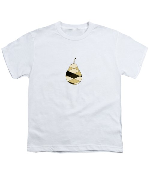 Pear Youth T-Shirt by Mordax Furittus
