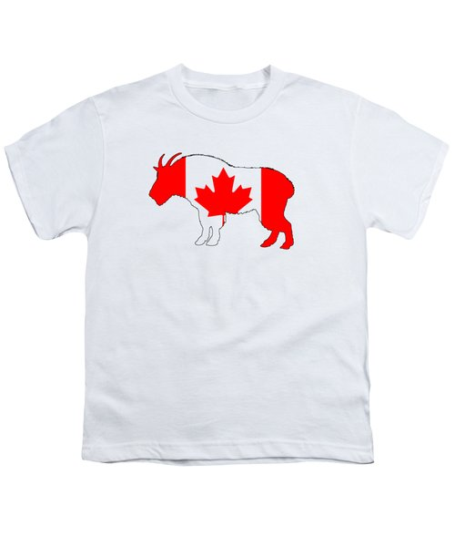Wild Goat Youth T-Shirt by Mordax Furittus