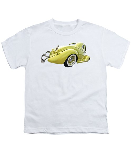 1935 Ford Coupe Youth T-Shirt by Gill Billington