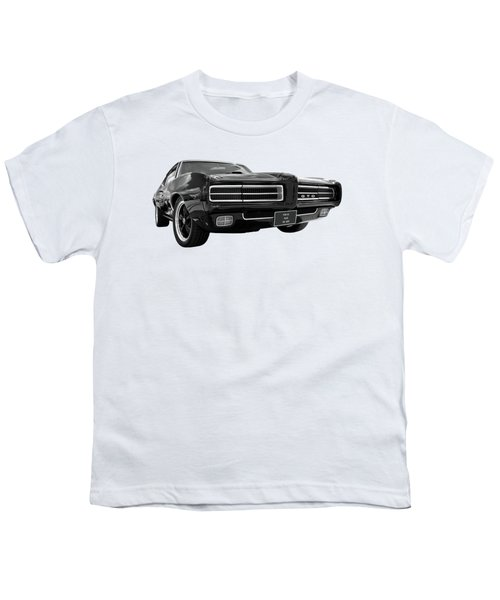 1969 Pontiac Gto The Goat Youth T-Shirt by Gill Billington