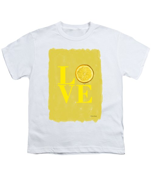 Lemon Youth T-Shirt by Mark Rogan