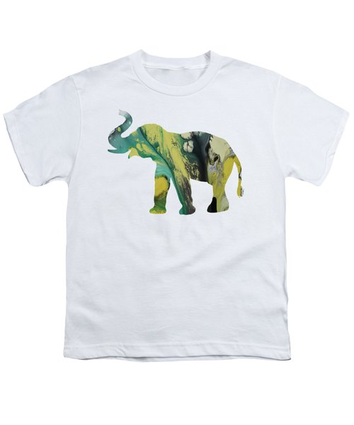 Elephant Youth T-Shirt by Mordax Furittus