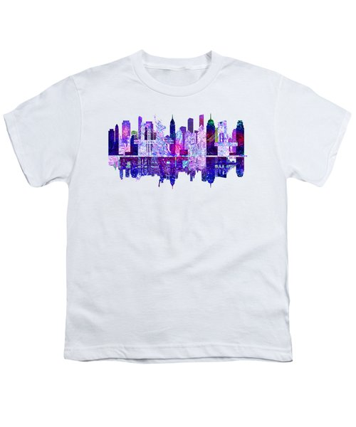 New York Youth T-Shirt by John Groves