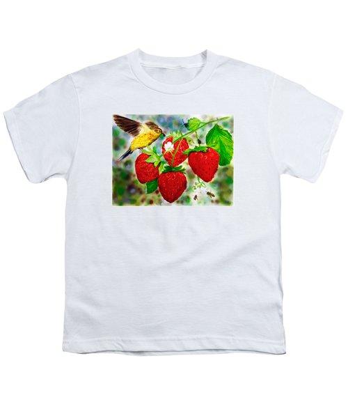 A Midsummer Daydream Youth T-Shirt by Asha Aravind