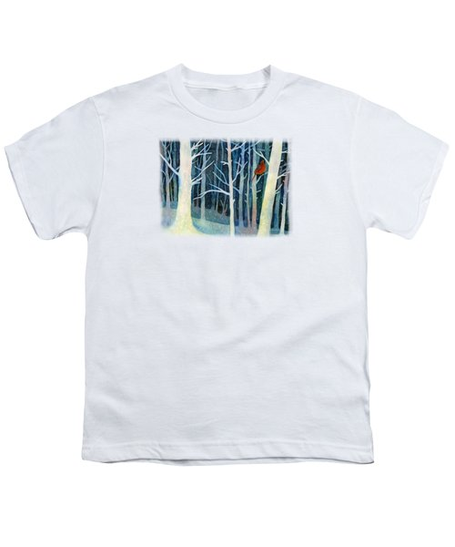 Quiet Moment Youth T-Shirt by Hailey E Herrera