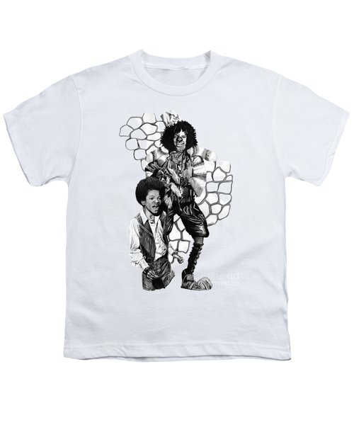 Michael Youth T-Shirt by Terri Meredith