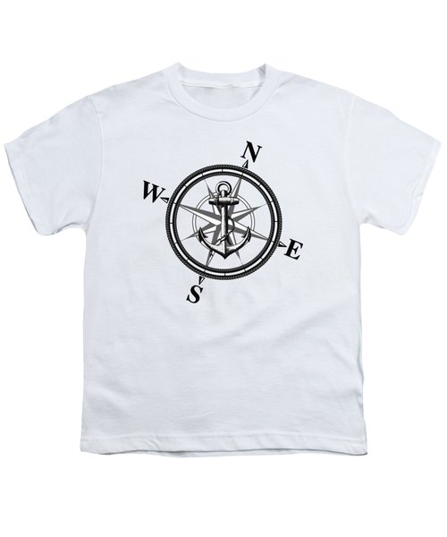 Nautica Bw Youth T-Shirt by Nicklas Gustafsson