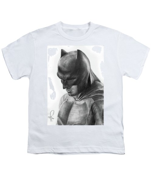 Batman Youth T-Shirt by Artistyf