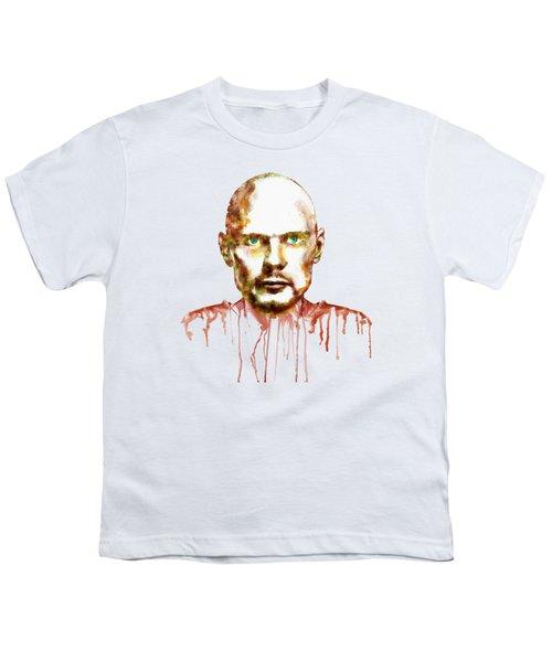 Billy Corgan Youth T-Shirt by Marian Voicu