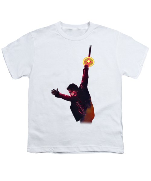 Bono - Light Youth T-Shirt by Clad63