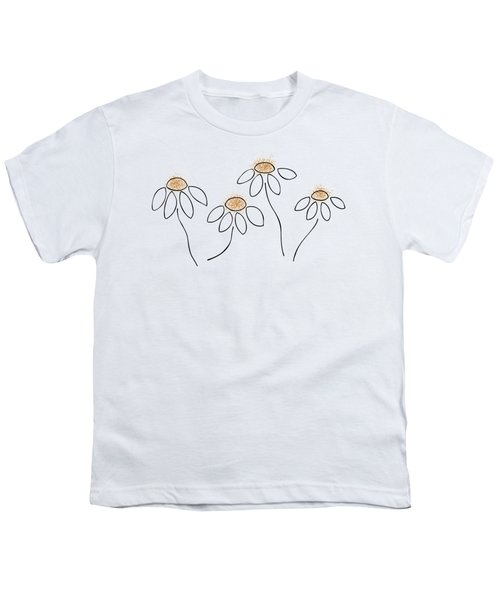 Chamomile Youth T-Shirt by Frank Tschakert