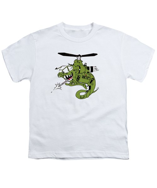 Cobra Youth T-Shirt by Julio Lopez