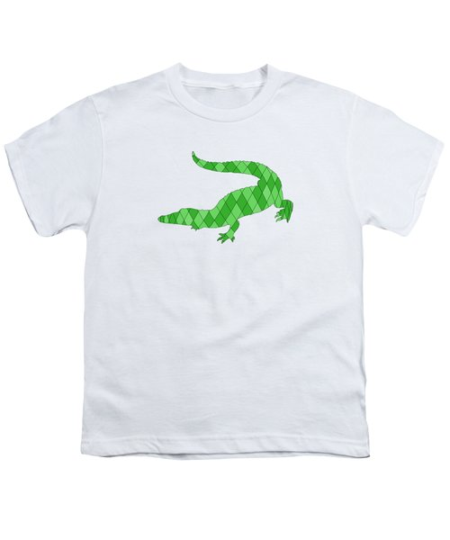 Crocodile Youth T-Shirt by Mordax Furittus
