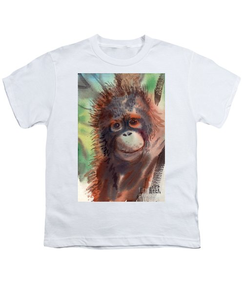 My Precious Youth T-Shirt by Donald Maier