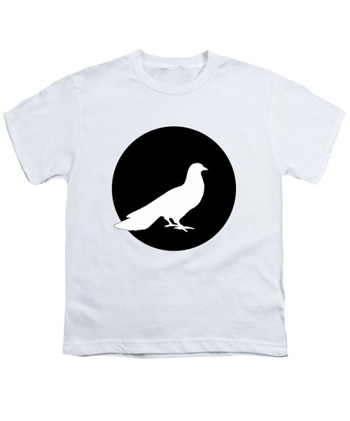 Dove Youth T-Shirt by Mordax Furittus