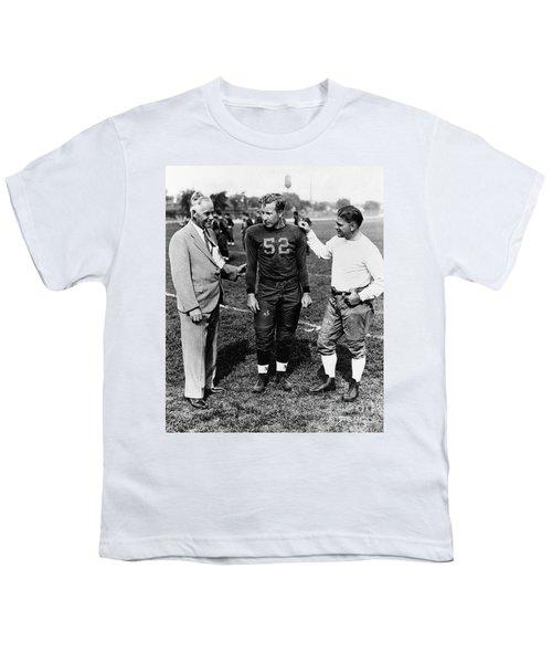 Fielding Yost (1871-1946) Youth T-Shirt by Granger