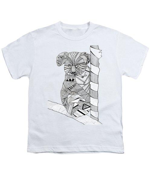 Goo Youth T-Shirt by Serkes Panda