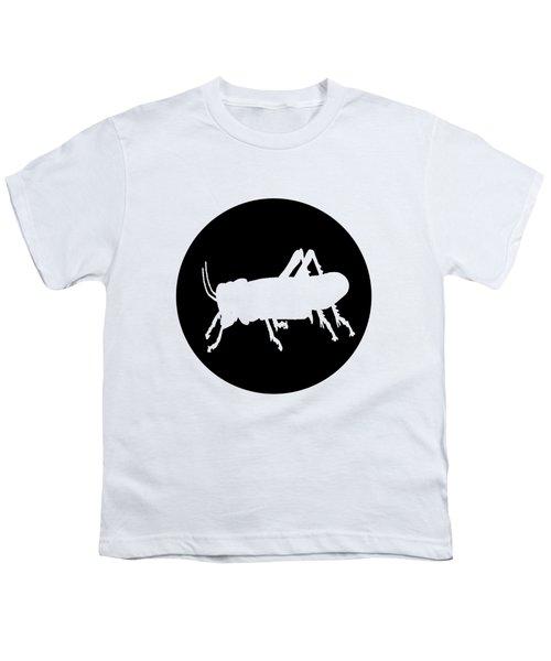 Grasshopper Youth T-Shirt by Mordax Furittus