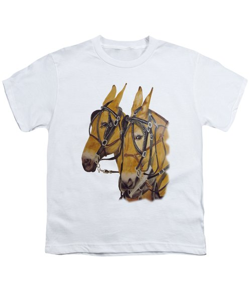 Hitched #2 Youth T-Shirt by Gary Thomas