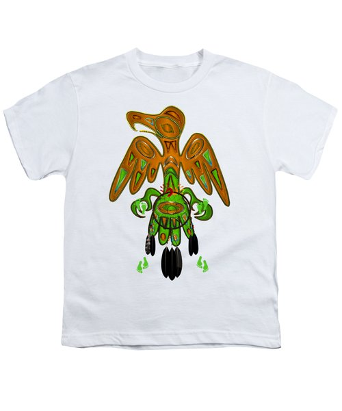Imprint Native American Youth T-Shirt by Sharon and Renee Lozen