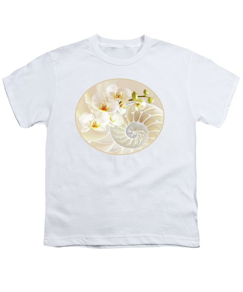 Intimate Fusion Youth T-Shirt by Gill Billington