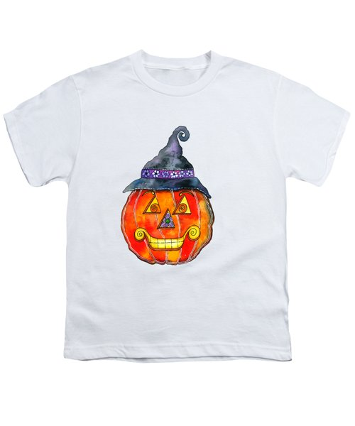 Jack Youth T-Shirt by Shelley Wallace Ylst