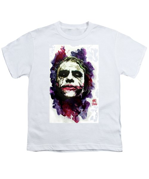 Ledgerjoker Youth T-Shirt by Ken Meyer jr