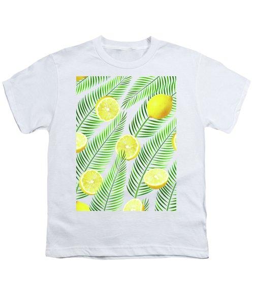 Lemons Youth T-Shirt by Uma Gokhale