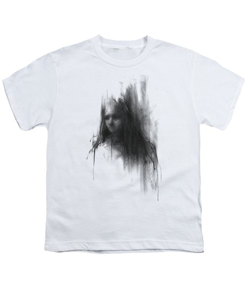 Like A Girl Youth T-Shirt by Bruno M Carlos