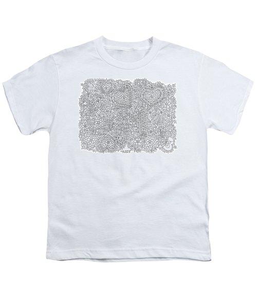 Love Berlin Youth T-Shirt by Tamara Kulish