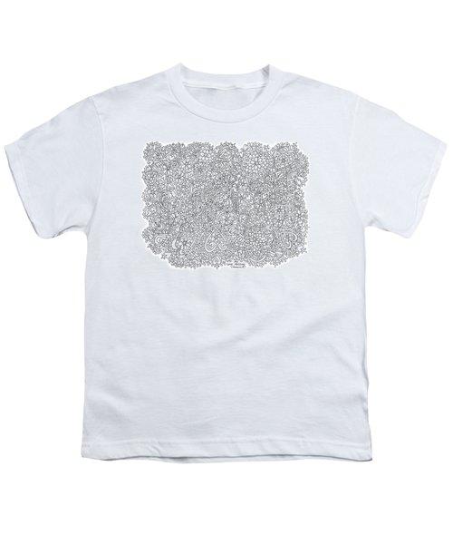 Love Moscow Youth T-Shirt by Tamara Kulish