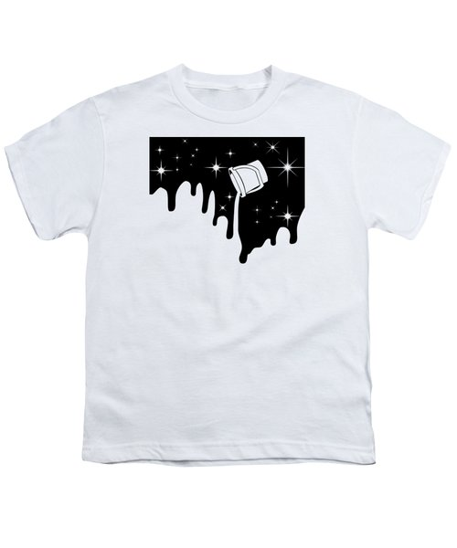 Minimal  Youth T-Shirt by Mark Ashkenazi