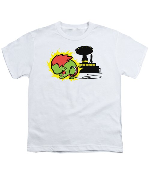 Monster Youth T-Shirt by Opoble Opoble