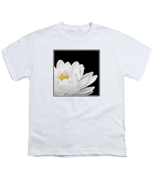 Patch Of Gold Youth T-Shirt by Gill Billington