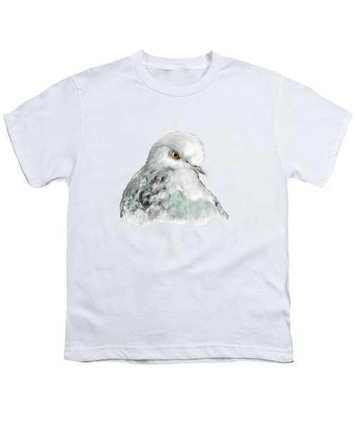 Pigeon Youth T-Shirt by Bamalam  Photography