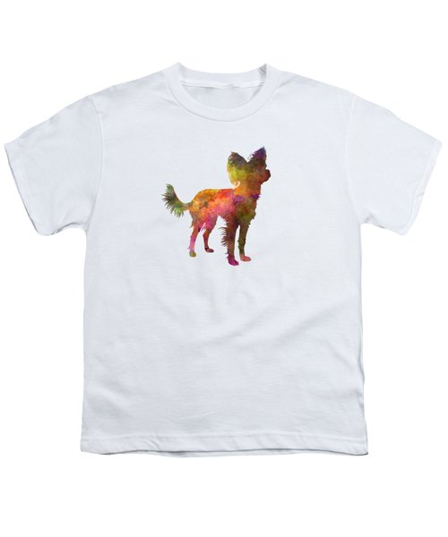 Russian Toy 02 In Watercolor Youth T-Shirt by Pablo Romero
