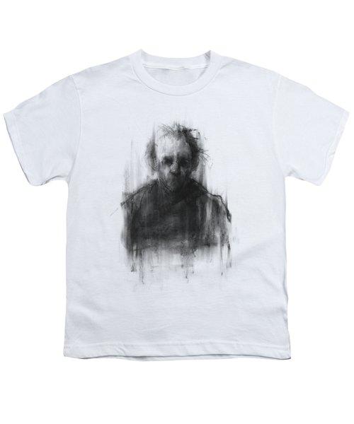Simple Man II Youth T-Shirt by Bruno M Carlos