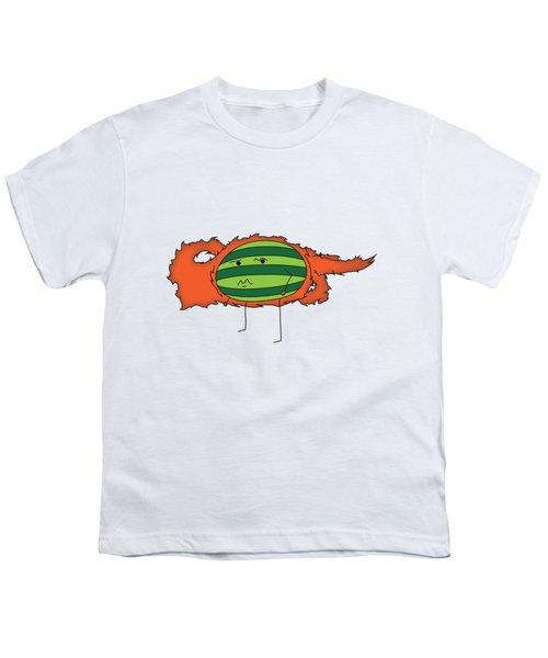 T H E . E L E M E L O N S ______________ F I R E M E L O N Youth T-Shirt by H U M E A I M A R T