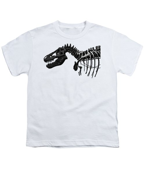 T-rex Youth T-Shirt by Martin Newman