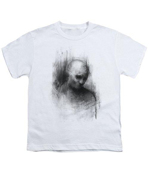 Thinker II Youth T-Shirt by Bruno M Carlos