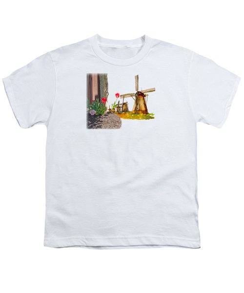 Thinkin Bout Home Youth T-Shirt by Larry Bishop
