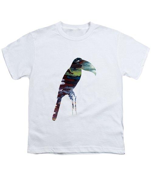 Toucan Youth T-Shirt by Mordax Furittus