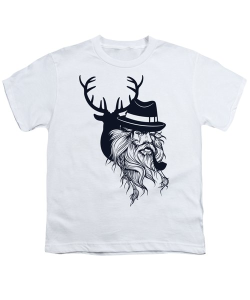 Wise Wild Youth T-Shirt by Argd