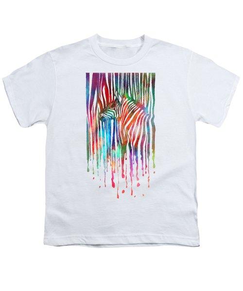zeb Youth T-Shirt by Mustafa Akgul