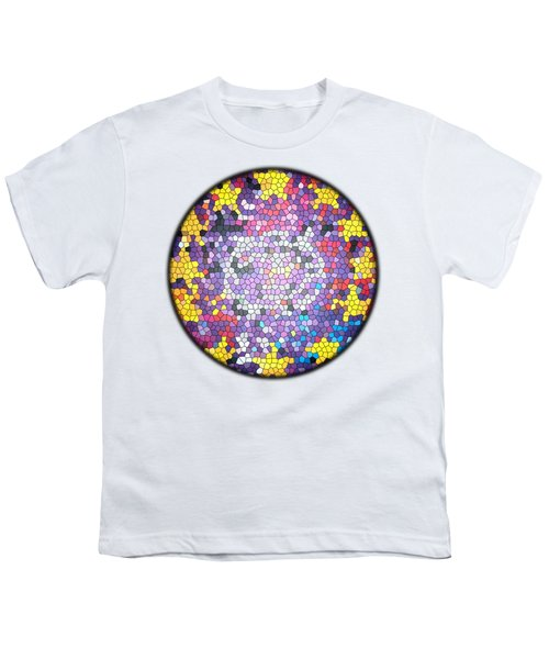 Zooropa Glass Youth T-Shirt by Clad63