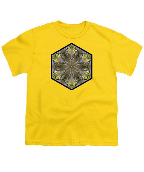 Black-throated Green Warbler Youth T-Shirt by Rhoda Gerig