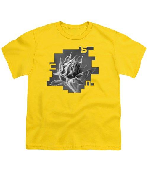 Sunflower Youth T-Shirt by Konstantin Sevostyanov