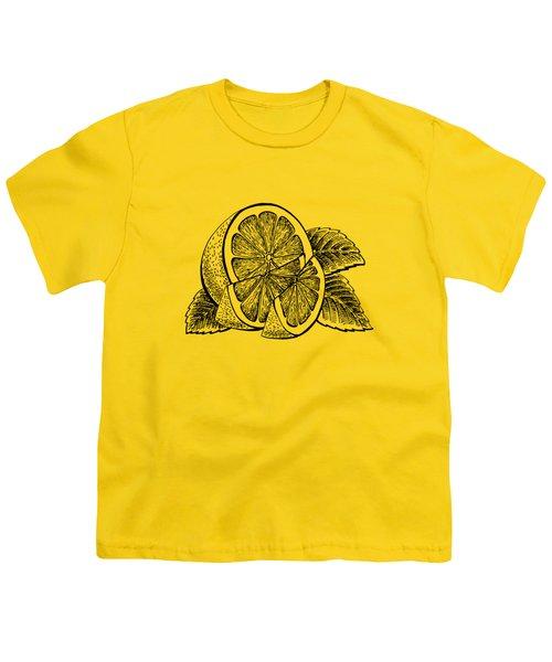 Lemon Youth T-Shirt by Irina Sztukowski